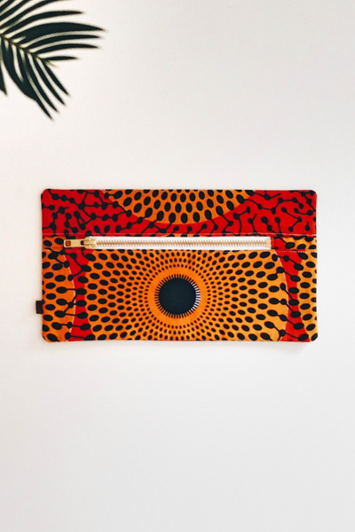 Shop Kuwala.co for the Cherie Makeup bag (nsa bura) by PAPAYA & CO