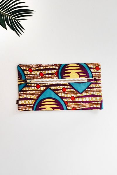 Shop Kuwala.co for the Cherie Makeup Bag (fruits) by PAPAYA & CO