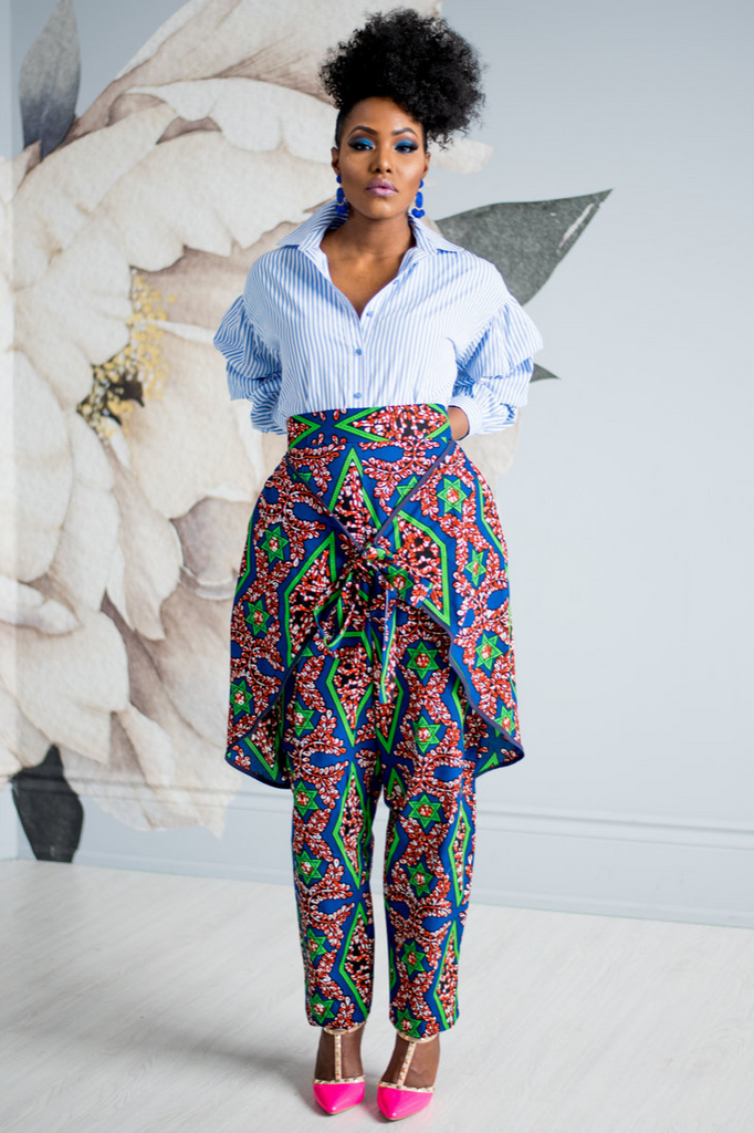 Shop Kuwala.co for the Myiko Harem Pants by Kaela Kay