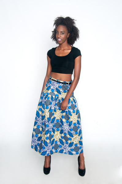 Shop at Kuwala for the Natalie Skirt by Njema Helena - 2