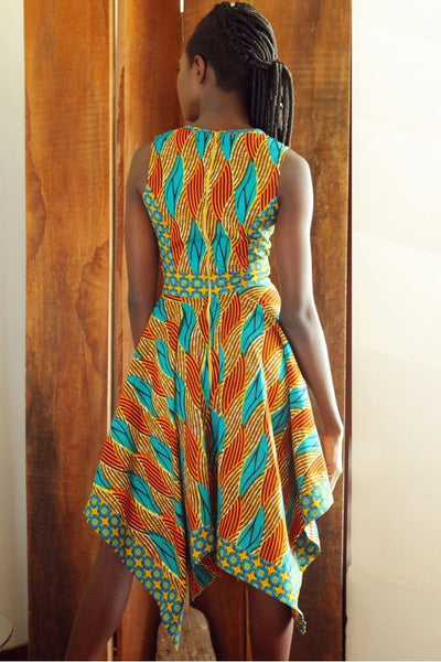 Shop Summer Jaga Jaga Dress by KIKI Clothing at Kuwala