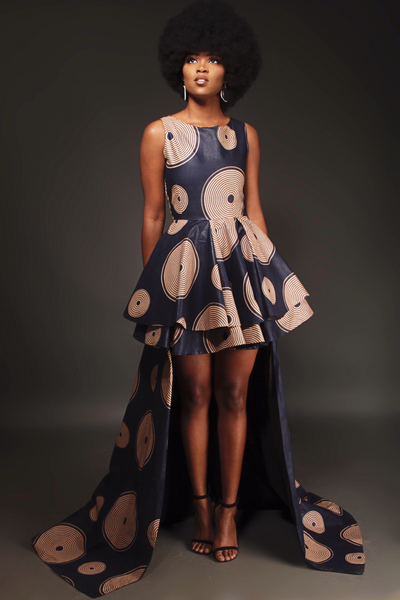 Shop Kuwala.co for the Malaika High-Low dress by House of uBuhle