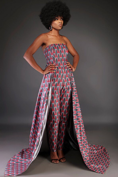 Shop Kuwala.co for the Reign jumpsuit by House of uBuhle