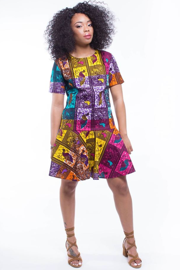 Shop Kuwala.co for the Renae Dress (Jewel) by suakoko betty