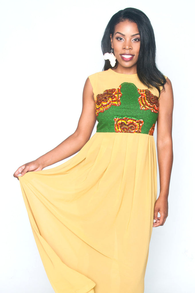 Shop Kuwala.co for the Scallop dress by B'venaj