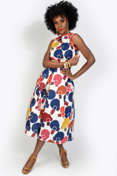 Shop Kuwala for the Selah Midi Skirt by Kaela Kay