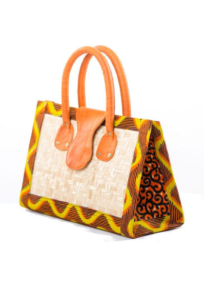Shop Kuwala for the Trekume Bamboo Handbag by Poqua Poqu