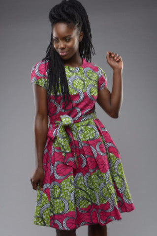 Shop Kuwala.co for the Alice in Wonderland Dress (Pink) by Gitas Portal