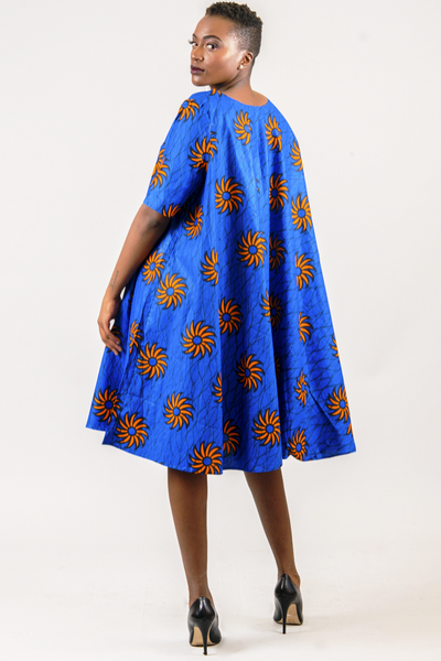 Shop Kuwala.co for the Viva Circle Dress by Missbeida