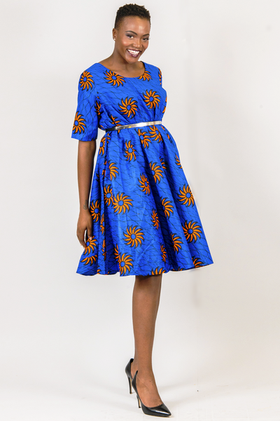 Shop Kuwala for the Viva Circle Dress by Missbeida