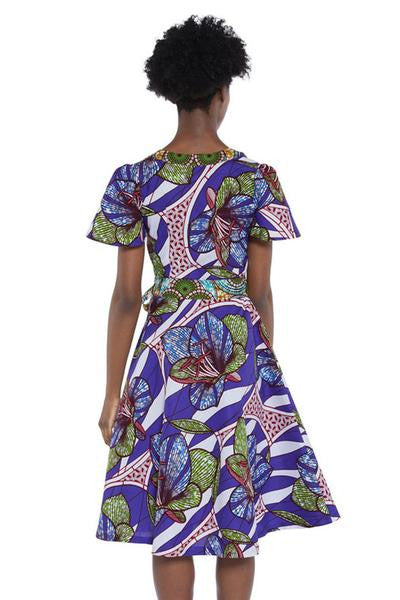 Shop Kuwala.co for the Wrap Dress by KIKI Clothing