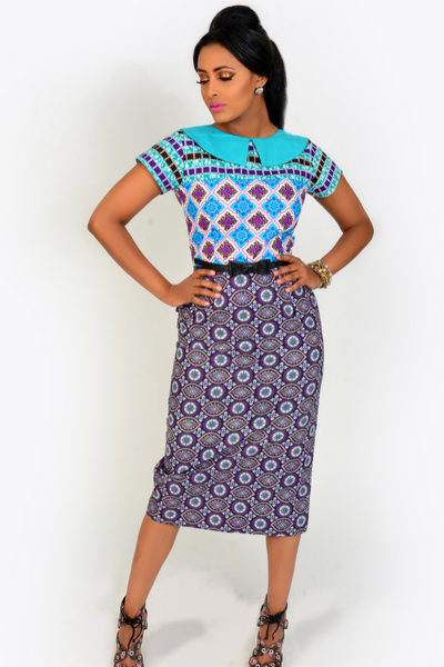 Shop Kuwala for the Xiomara Rene Dress by Kaela Kay