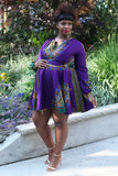 Shop at Kuwala for the Zhara Dress (Indigo Purple) by Asikere Afana - 1