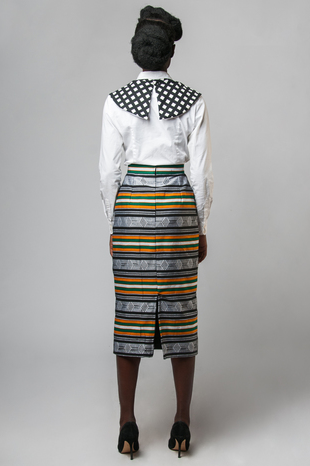 Shop Kuwala for the Zoya Pencil Skirt by Kaela Kay