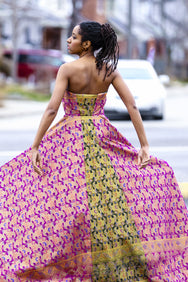 Shop Kuwala.co for the J'adore Dress by ZNAK DESIGNS