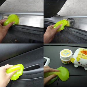 Cleaning Slime