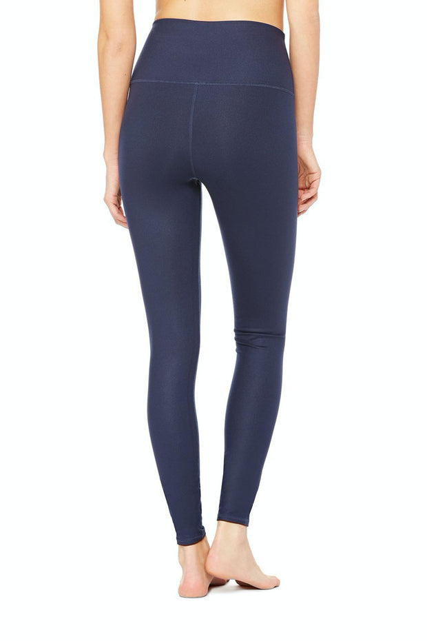 High-Waist Airbrush Legging