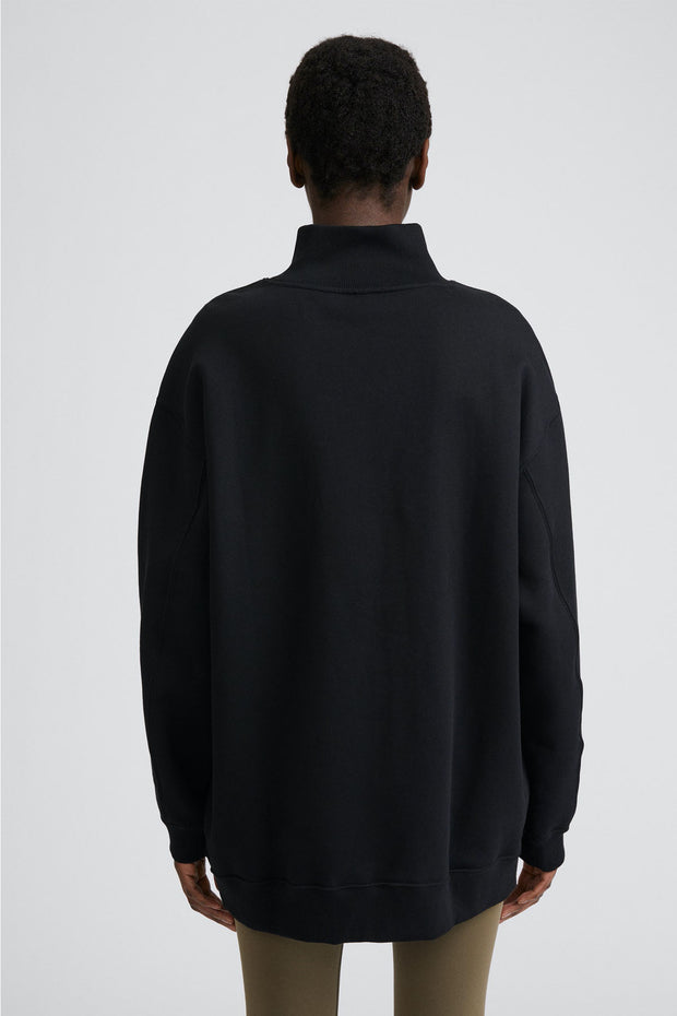 Oversized Brushed Sweatshirt