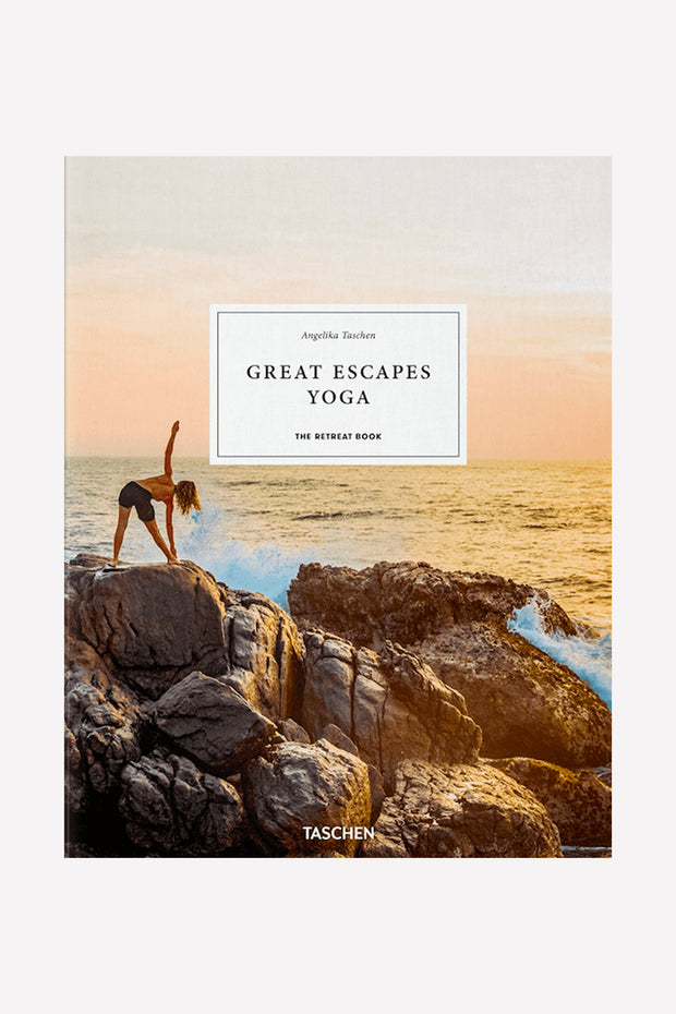 New Mags Great Escapes Yoga