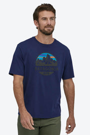 M Fitz Roy Scope Organic T-S