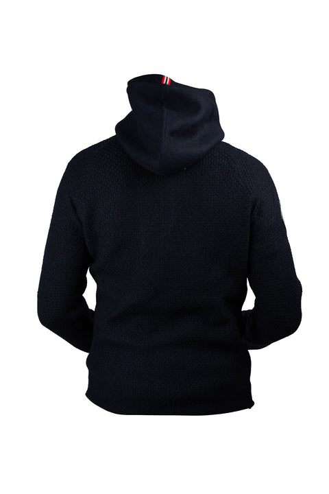 Amundsen Sports Boiled Hoodie Laced Mens