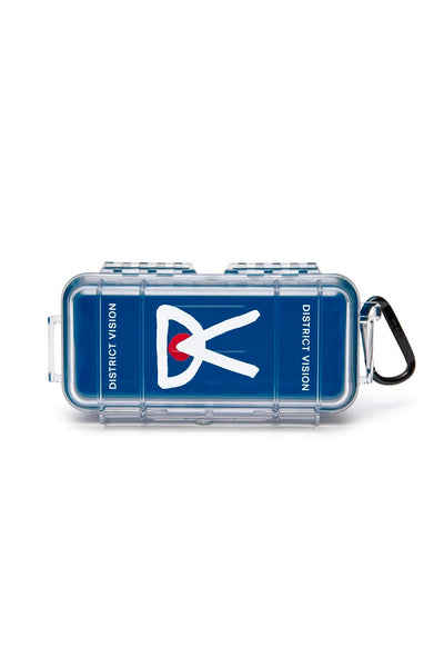 District Running Trail Running Case Blue