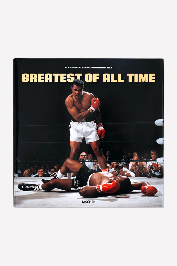 New Mags Greatest Of All Times - Muhammad Ali