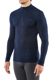 Falke Men Long sleeved HZ Shirt Wool-Tech