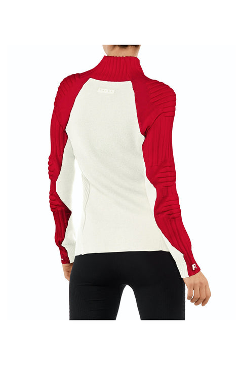 Falke Women Pullover Stand-up collar