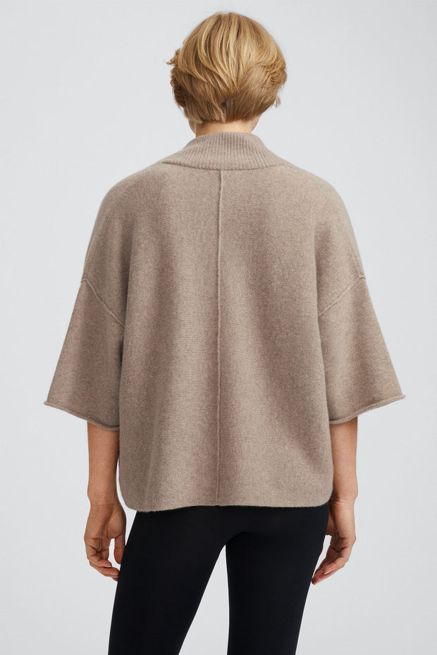 Warm-up Cashmere Sweater