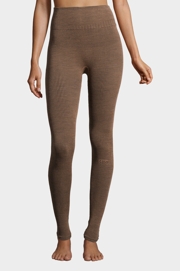 Casall Wool Rib Tights