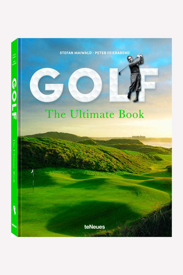 New Mags Golf - The Ultimate Book