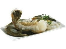 FROZEN WHITE RAW SHRIMP SIZE 13-15