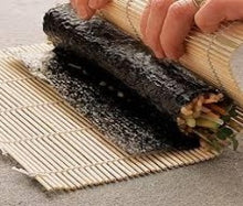 Load image into Gallery viewer, ROASTED SEAWEED (YAKI SUSHI NORI)- 100 HALF SHEETS