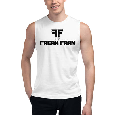 Men Tank Top Shirt - Freakfarmfitness