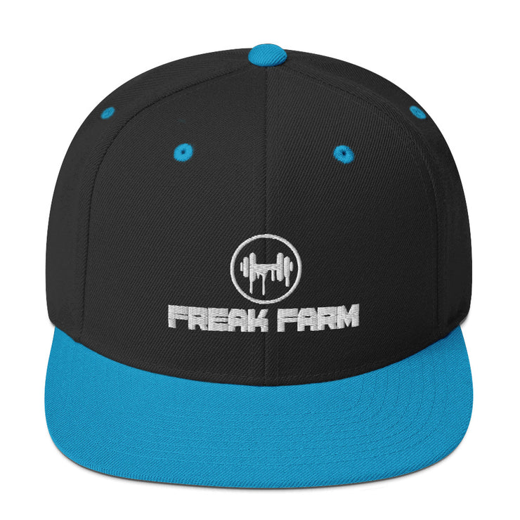 Snapback Hat - Freakfarmfitness