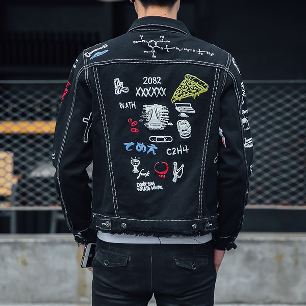 LOST FOREVER DENIM JACKET