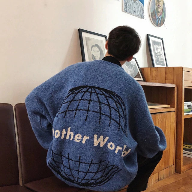 ANOTHER WORLD SWEATER