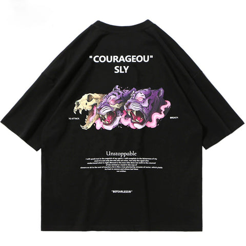 COURAGEOS SLY TEE