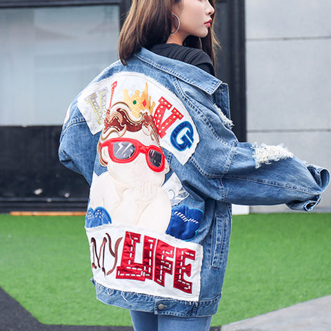 ROYALTY DENIM JACKET
