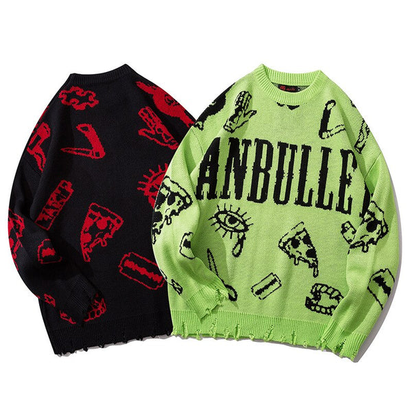 ANBULLE SWEATER
