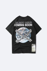 CHAINS EARTH TEE