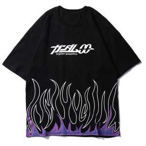 POETRY FLAME TEE