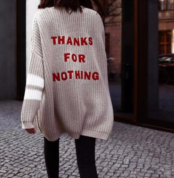 TFN SWEATER