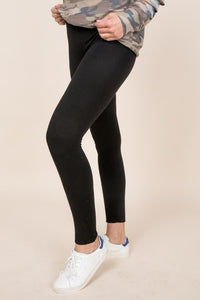 Leggings fleece innan