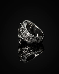 CAPO RING - Sterling Silver