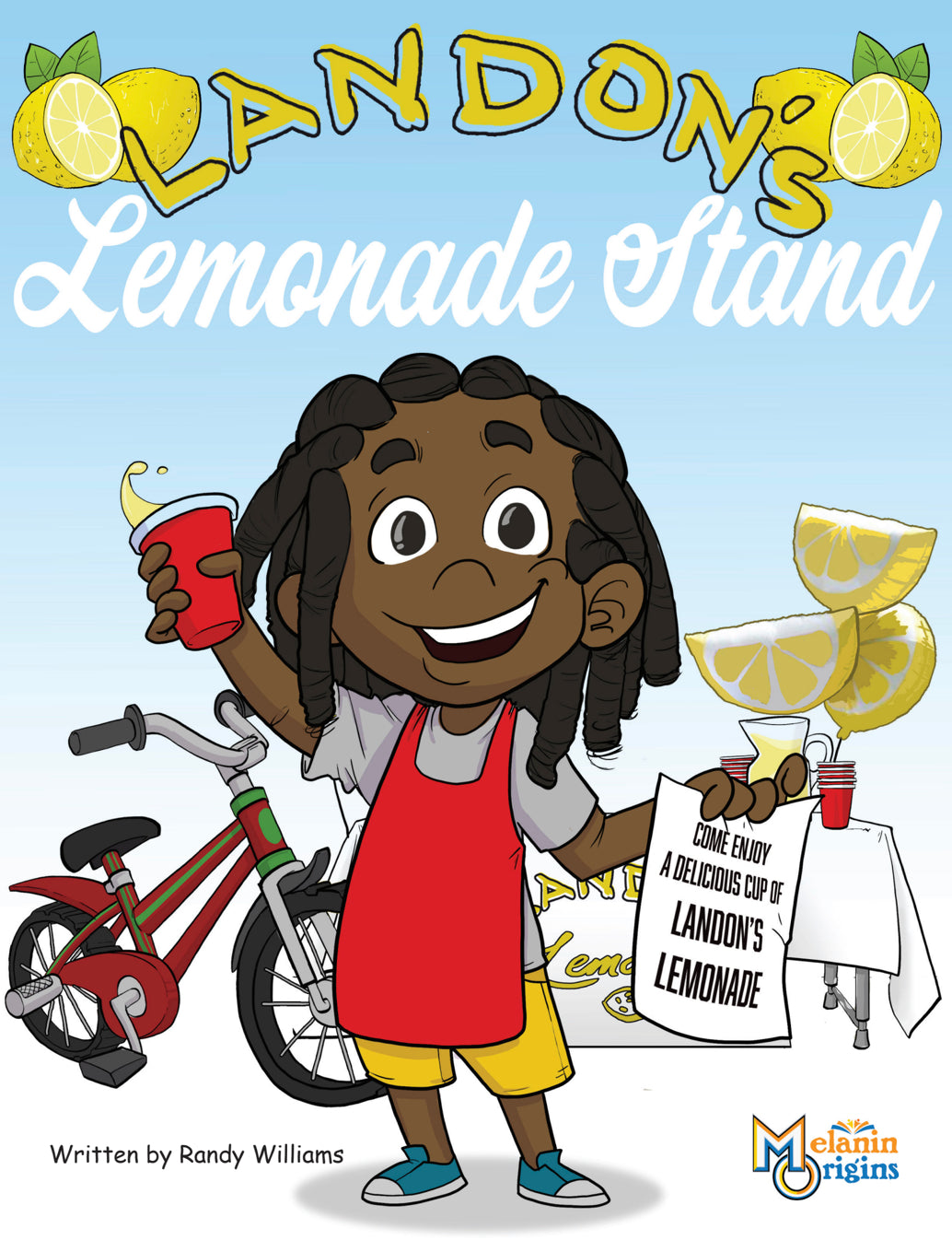 Landon's Lemonade Stand (Hardcover)