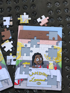 The Lemonade Jigsaw