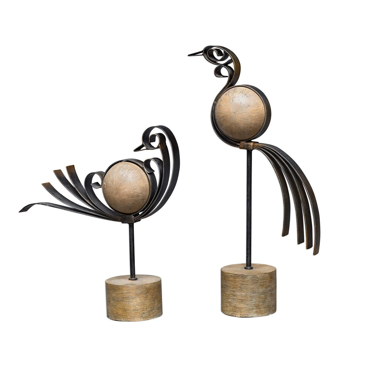 Escultura Birdies Set/2