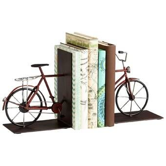 Bookend Bicicleta